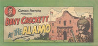 Cover Thumbnail for Captain Fortune Presents Davy Crockett at the Alamo (Vital Publications, 1955 series)