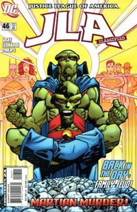 Cover Thumbnail for JLA: Classified (DC, 2005 series) #46 [Direct Sales]