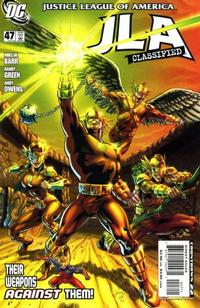Cover Thumbnail for JLA: Classified (DC, 2005 series) #47 [Direct Sales]