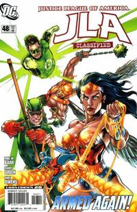 Cover Thumbnail for JLA: Classified (DC, 2005 series) #48 [Direct Sales]