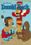 Cover for Donald Duck (Oberon, 1972 series) #7/1980