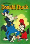 Cover for Donald Duck (Oberon, 1972 series) #24/1980