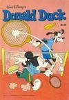 Cover for Donald Duck (Oberon, 1972 series) #38/1980