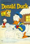 Cover for Donald Duck (Oberon, 1972 series) #1/1982