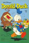 Cover for Donald Duck (Oberon, 1972 series) #34/1983