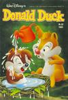 Cover for Donald Duck (Oberon, 1972 series) #25/1984