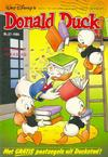 Cover for Donald Duck (Oberon, 1972 series) #27/1986