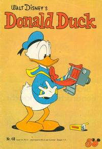 Cover Thumbnail for Donald Duck (Oberon, 1972 series) #48/1973