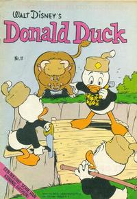 Cover Thumbnail for Donald Duck (Oberon, 1972 series) #11/1974