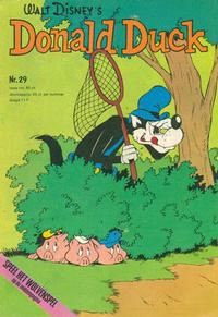 Cover Thumbnail for Donald Duck (Oberon, 1972 series) #29/1974