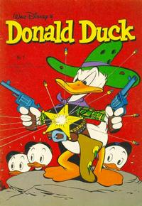 Cover Thumbnail for Donald Duck (Oberon, 1972 series) #7/1976