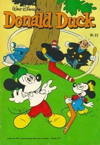 Cover Thumbnail for Donald Duck (Oberon, 1972 series) #25/1976