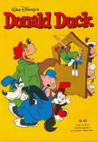 Cover Thumbnail for Donald Duck (Oberon, 1972 series) #45/1976