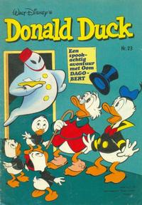 Cover Thumbnail for Donald Duck (Oberon, 1972 series) #23/1980