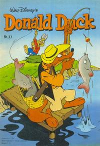 Cover Thumbnail for Donald Duck (Oberon, 1972 series) #37/1980