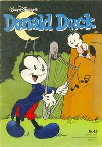 Cover Thumbnail for Donald Duck (Oberon, 1972 series) #42/1980
