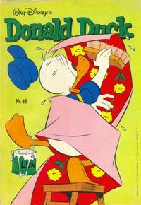 Cover Thumbnail for Donald Duck (Oberon, 1972 series) #46/1980