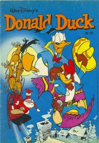 Cover Thumbnail for Donald Duck (Oberon, 1972 series) #50/1980