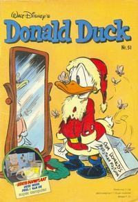 Cover Thumbnail for Donald Duck (Oberon, 1972 series) #51/1980
