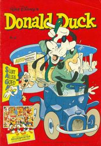 Cover Thumbnail for Donald Duck (Oberon, 1972 series) #41/1981