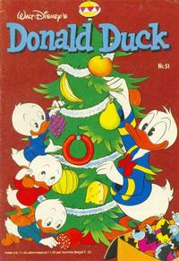 Cover Thumbnail for Donald Duck (Oberon, 1972 series) #51/1981