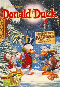 Cover Thumbnail for Donald Duck (Oberon, 1972 series) #52/1981