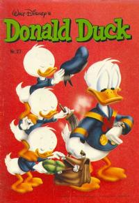 Cover Thumbnail for Donald Duck (Oberon, 1972 series) #27/1982