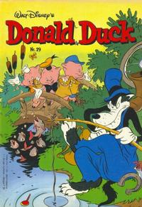 Cover Thumbnail for Donald Duck (Oberon, 1972 series) #29/1982