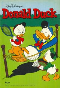 Cover Thumbnail for Donald Duck (Oberon, 1972 series) #30/1982