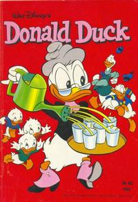 Cover Thumbnail for Donald Duck (Oberon, 1972 series) #40/1982