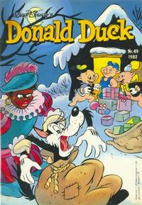 Cover Thumbnail for Donald Duck (Oberon, 1972 series) #49/1982