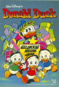 Cover Thumbnail for Donald Duck (Oberon, 1972 series) #52/1982
