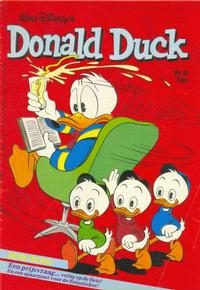 Cover Thumbnail for Donald Duck (Oberon, 1972 series) #41/1983