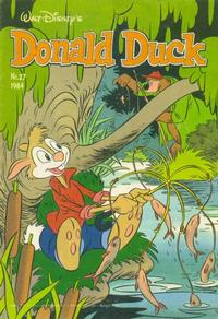 Cover Thumbnail for Donald Duck (Oberon, 1972 series) #27/1984