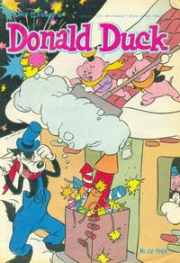 Cover Thumbnail for Donald Duck (Oberon, 1972 series) #52/1984