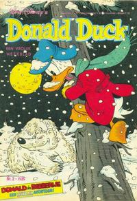 Cover Thumbnail for Donald Duck (Oberon, 1972 series) #2/1985