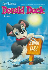 Cover Thumbnail for Donald Duck (Oberon, 1972 series) #3/1985