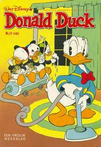 Cover Thumbnail for Donald Duck (Oberon, 1972 series) #17/1985