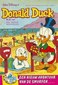 Cover Thumbnail for Donald Duck (Oberon, 1972 series) #30/1985