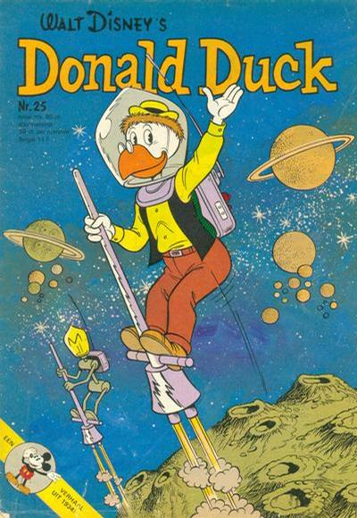 Cover for Donald Duck (Oberon, 1972 series) #25/1974