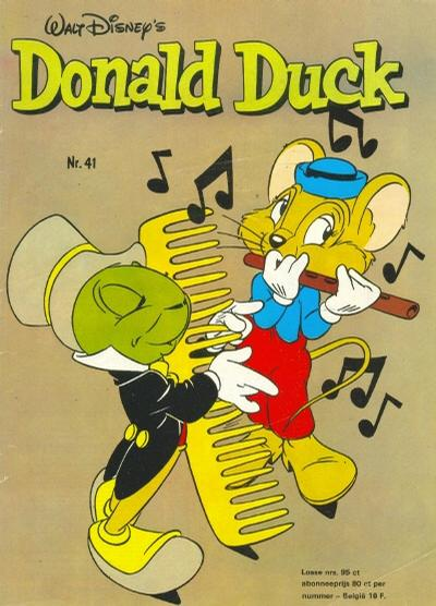 Cover for Donald Duck (Oberon, 1972 series) #41/1976