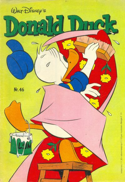 Cover for Donald Duck (Oberon, 1972 series) #46/1980