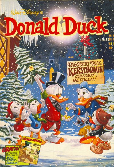Cover for Donald Duck (Oberon, 1972 series) #52/1981
