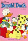 Cover for Donald Duck (Oberon, 1972 series) #42/1986