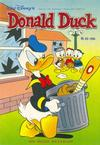 Cover for Donald Duck (Oberon, 1972 series) #45/1986