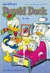 Cover for Donald Duck (Oberon, 1972 series) #4/1987