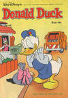 Cover for Donald Duck (Oberon, 1972 series) #32/1987