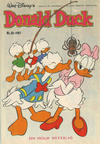 Cover for Donald Duck (Oberon, 1972 series) #33/1987