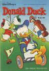 Cover for Donald Duck (Oberon, 1972 series) #36/1987