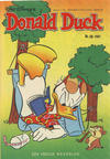 Cover for Donald Duck (Oberon, 1972 series) #38/1987